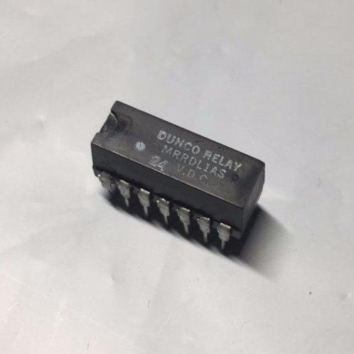 DUNCO RELAY MRRDL1AS 24VDC MRRDL1AS-24VDC - Original OEM Parts
