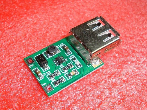0.9V ~ 5V to 5V 600MA USB charger step up Mini DC-DC Boost Converter