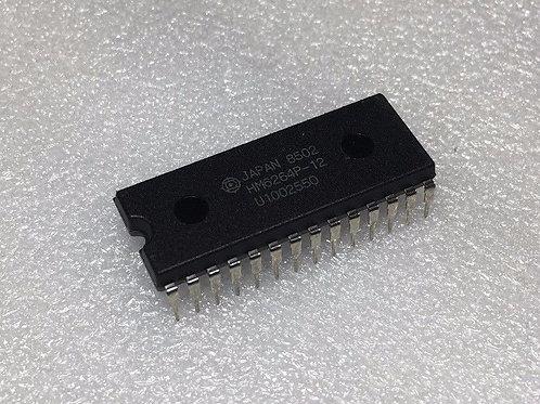 Hitachi HM6264P-12 - CMOS STATIC RAM - (Replacing for HM6264P-15 HM6264P-20 )