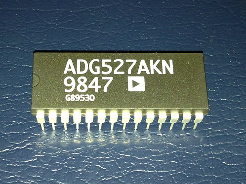 ADG527AKN - Latchable Differential 8 Channel Multiplexer - DIP28