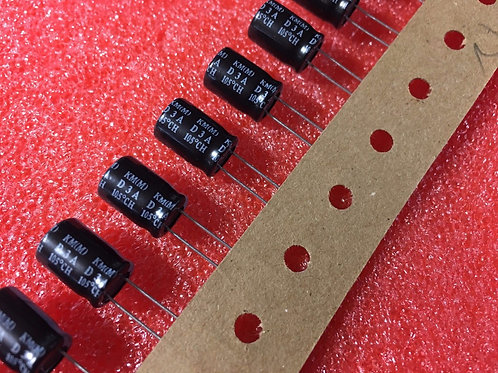 1000 PCS CAPACITOR 4.7UF 400V (Replacing for 350V 250V 200V 160V 100V ) ORIGINAL