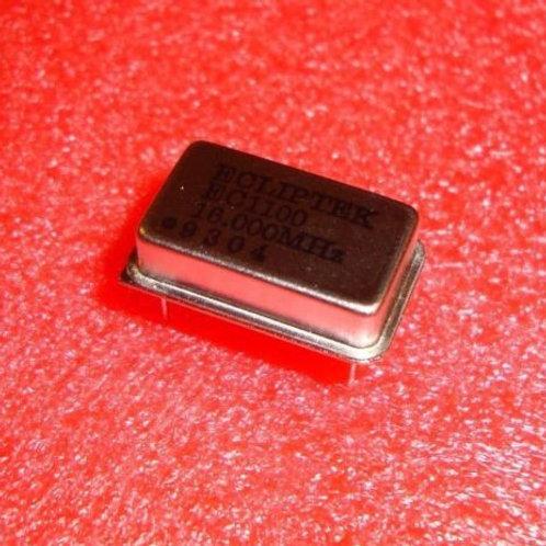 3 PCs ECLIPTEK EC1100 16.000MHz 16MHz CRYSTAL OSCILLATOR