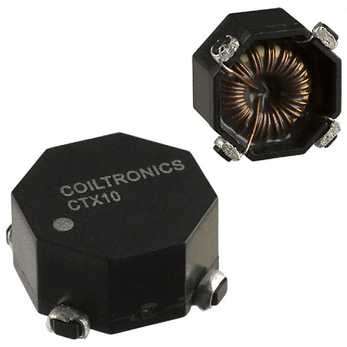 CTX10-3-R CTX10-3 Coupled Inductor 9.6uH 2.7A 0.028ohm - Original OEM Parts