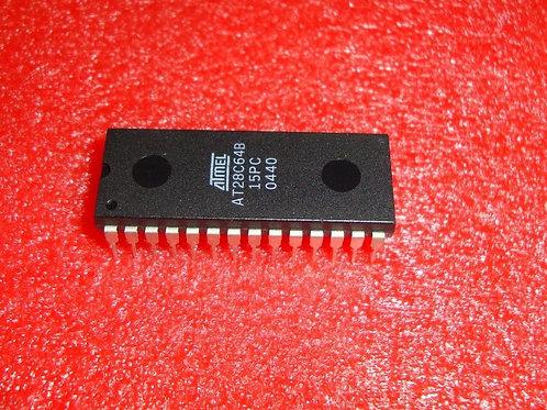 1 PCs AT28C64B-15PC - 64k Parallel EEPROM - DIP28 (replacing for CAT28C64BLI12 )