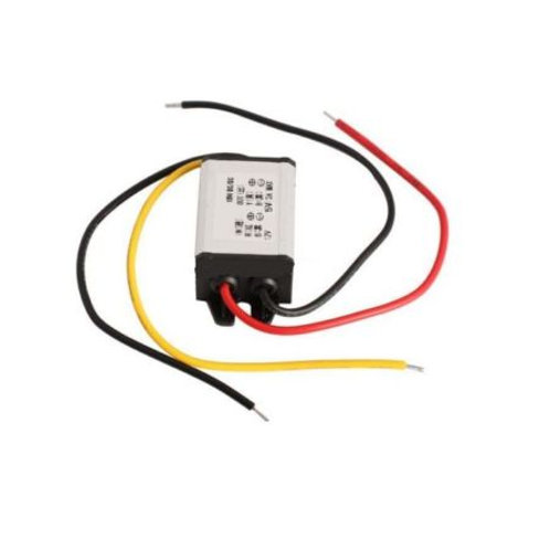 Car Charger Converter 12V To 5V 3A 15W DC To DC Buck Step Down Module