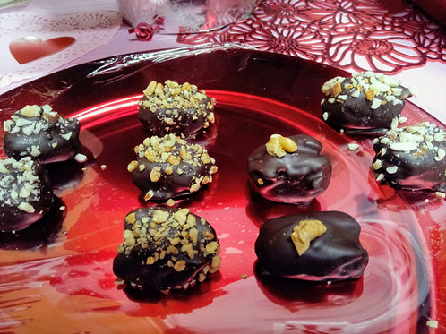 Chocolate Organic Dates  (Vegan & Gluten Free)