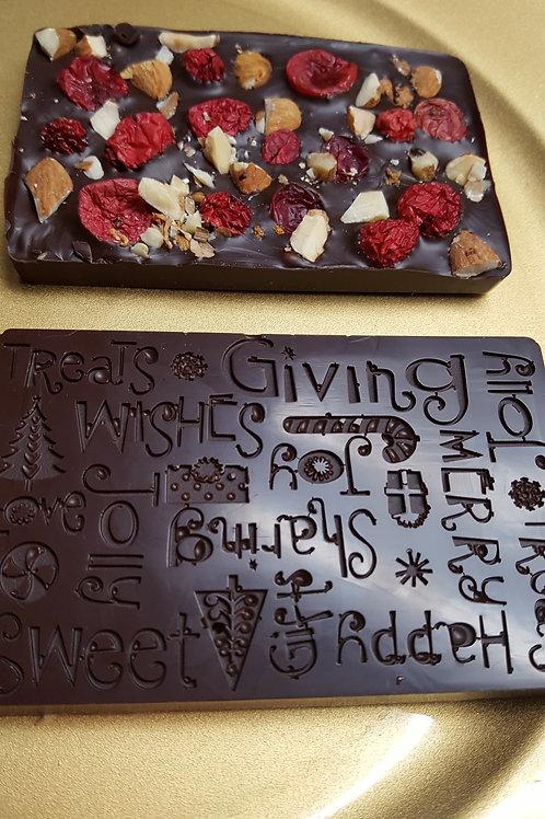 European Couverture Chocolate Bar  (Vegan & Gluten Free)