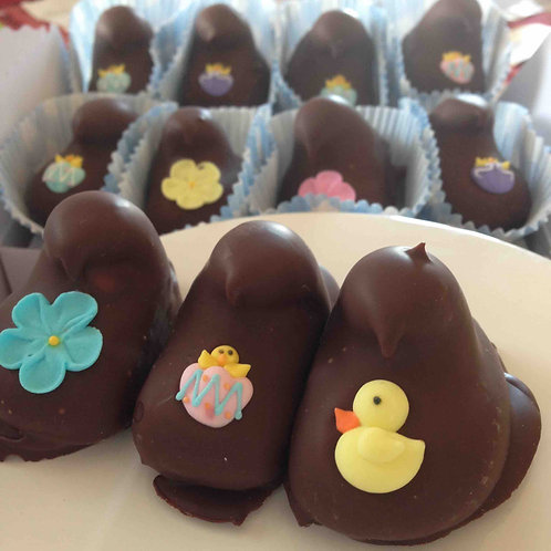 Maple Caramel & Chocolate Chickie Nest Box (Gluten Free)