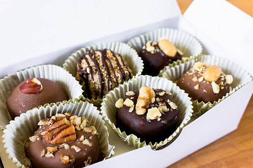 Nut & Caramel Collection 24 Piece  (Gluten Free)