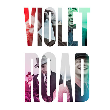 "CD ""Violet Road"" [SIGNED]"