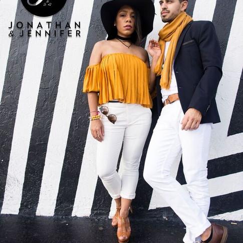 Jonathan and Jennifer