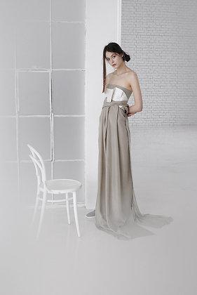 Complicated dress