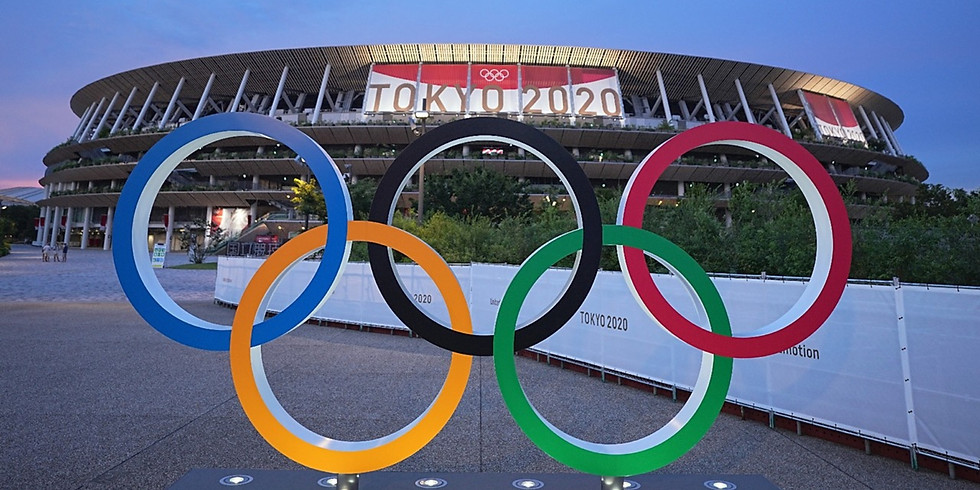 Olympic Games Watch Hangout at  Coach Sarah's