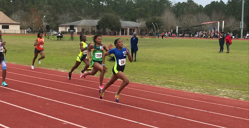 5 Medalists at the 2nd Florida Season Opener  Feb. 09, 2019