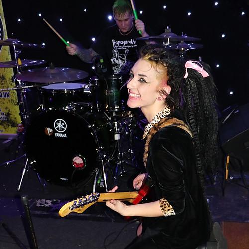 Hands Off Gretel - Brudenell, Leeds