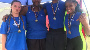 Falcons Fly at the Central Florida Spring Open