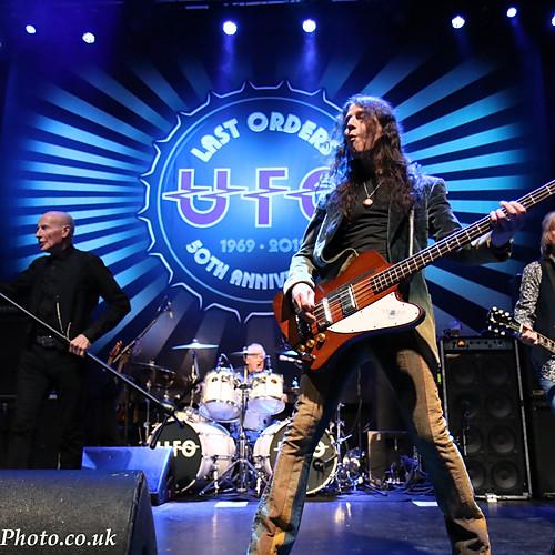 UFO - O2 Academy, Leeds