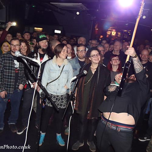 Nosebleed - The Key Club, Leeds