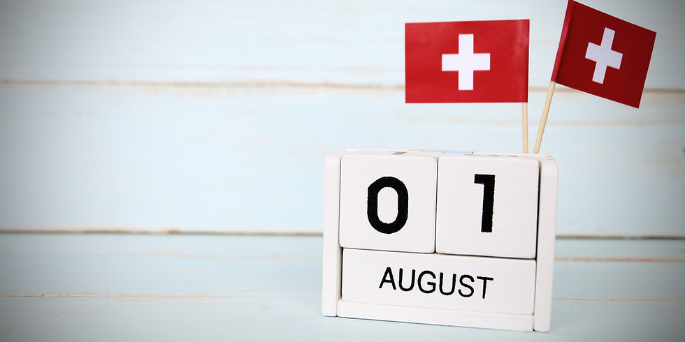 Zmittags-Special zum Geburtstag der Schweiz