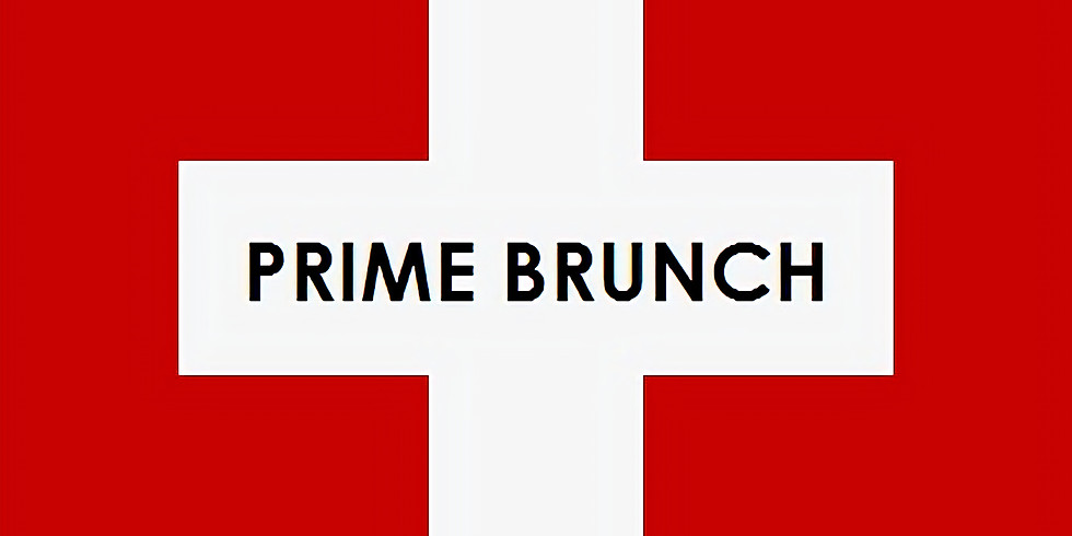 1. August - PRIME - Brunch
