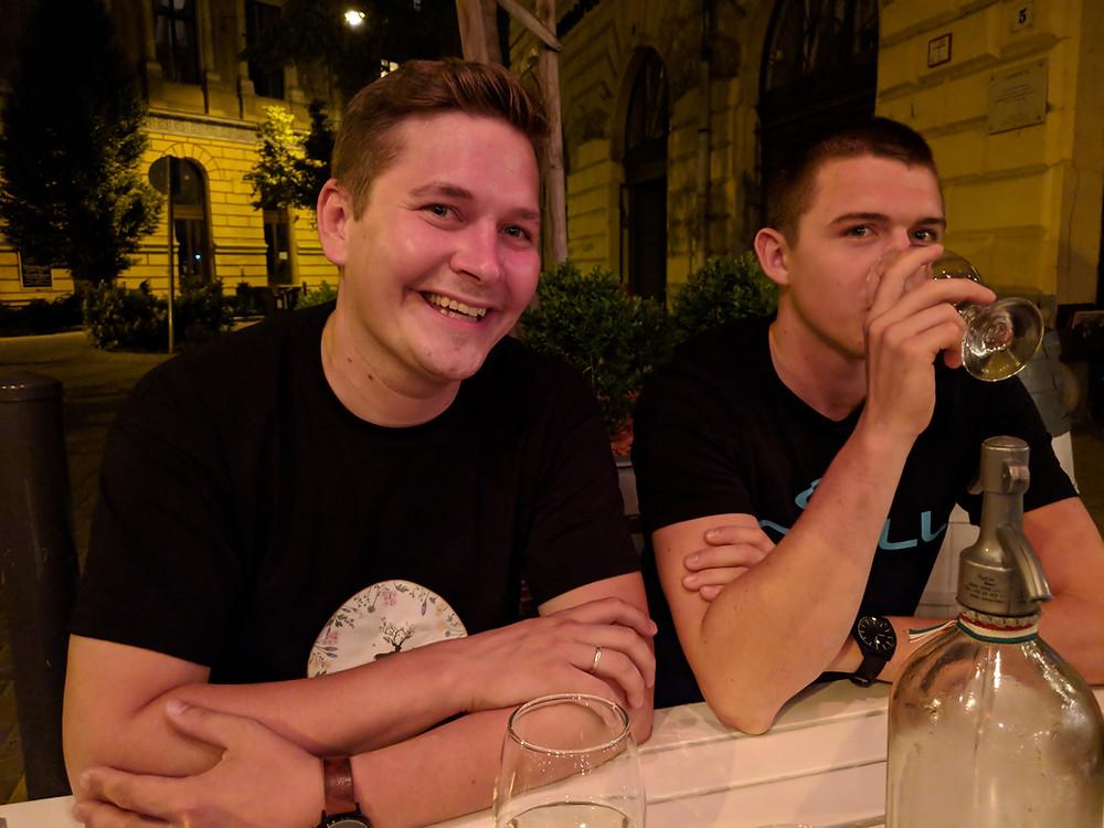 Hirschberg Gin in Budapest