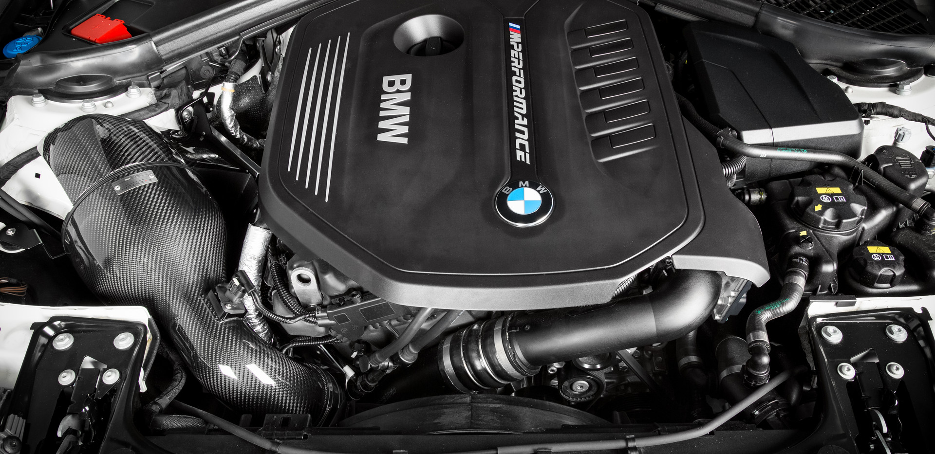 Black carbon intake for BMW B58