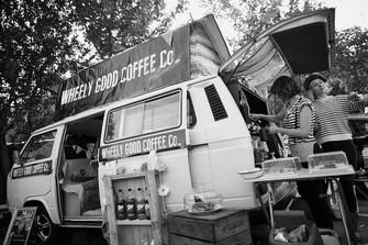 Wheely Good Coffee