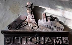 Litcham Village Sign