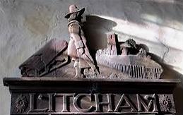 Litcham Village Sign