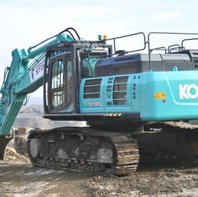 Kobelco SK500