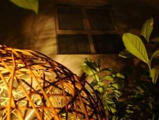 Garten Zierkugeln aus Stahl