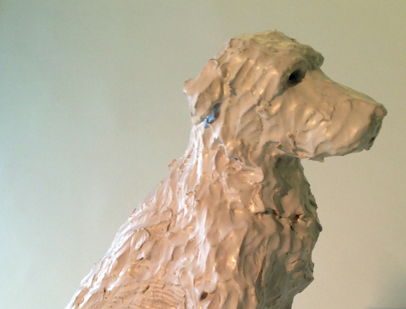 Canine Partners Dog Sculpture