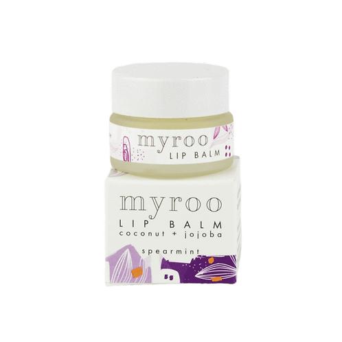 Myroo Skincare - Lip Balm Spearmint 5g
