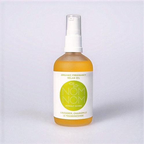Nom Nom - Relax Oil –Lavender, Chamomile & Frankincense 100ml