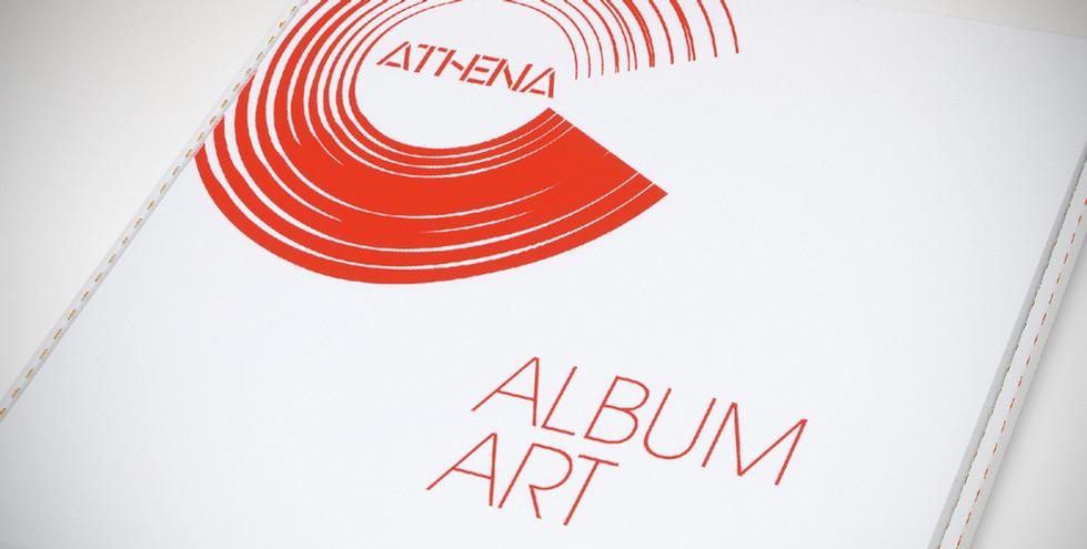 Athena Brand Development 2014