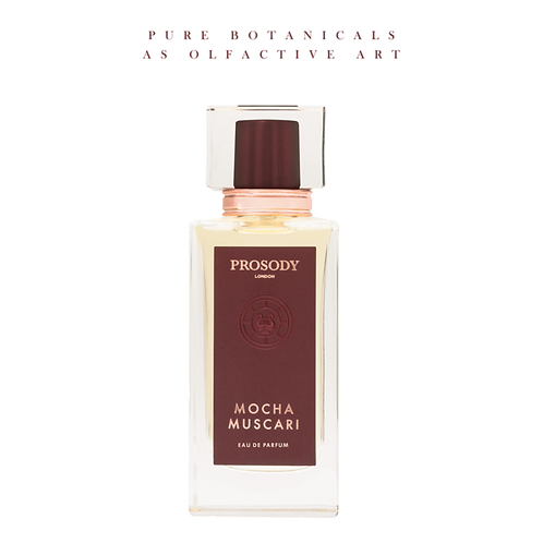Prosody London - Mocha Muscari Eau De Parfum 50ml
