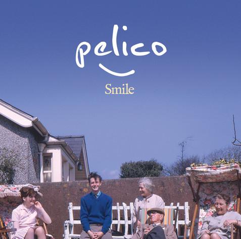 Pelico Smile Album Cover