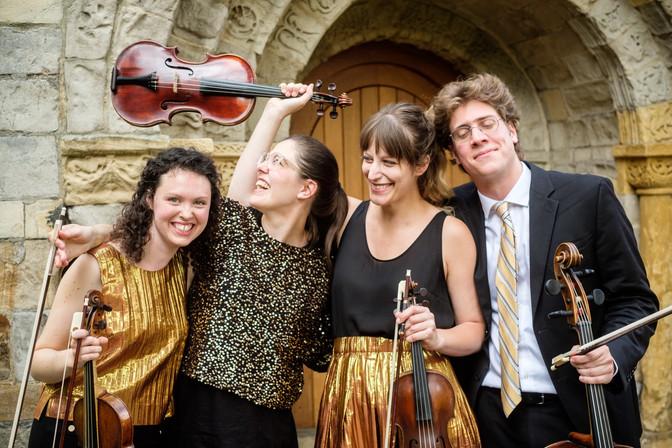 Butter Quartet, Eeemerging+ prize winners