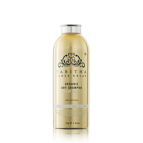 Tabitha James Kraan - Dry Shampoo for Fair Hair 75g