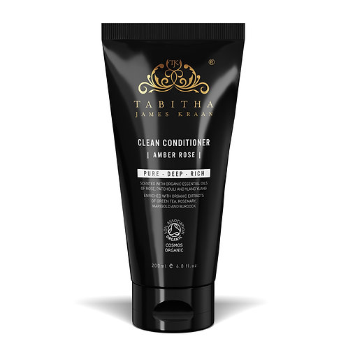 Tabitha James Kraan - Clean Conditioner-Amber Rose 200ml