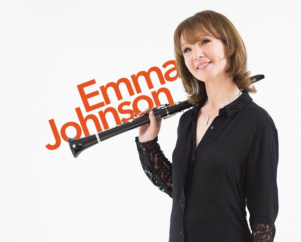 Emma Johnson plays the 2019 York Chamber Music Festival