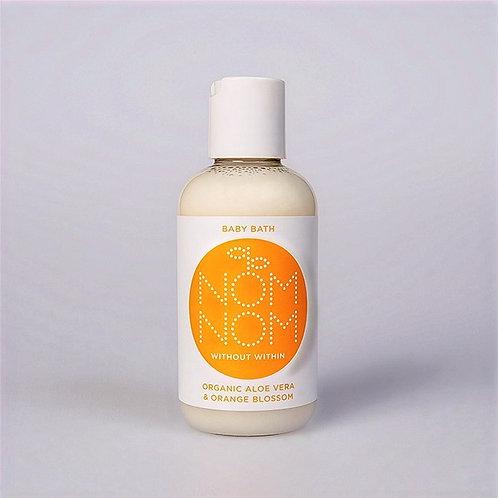 Nom Nom - Baby Bath –Aloe Vera & Orange Blossom 160ml