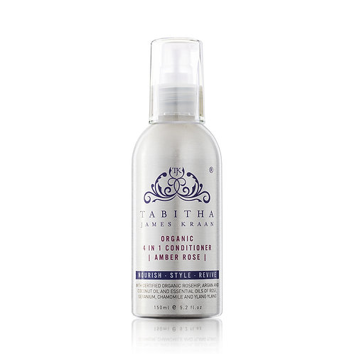 Tabitha James Kraan - 4-in-1 Conditioner-Amber Rose 165ml