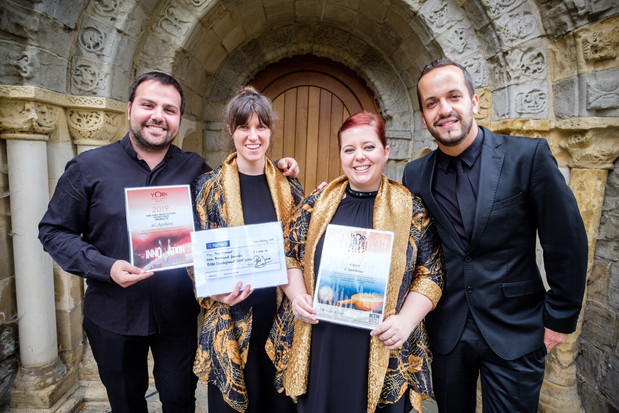 L'Apothéose, 2019 winners, EUBO and Friends Prize