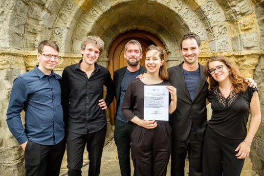Il Gran Teatro del Mundo, Cambridge Early Music Prize