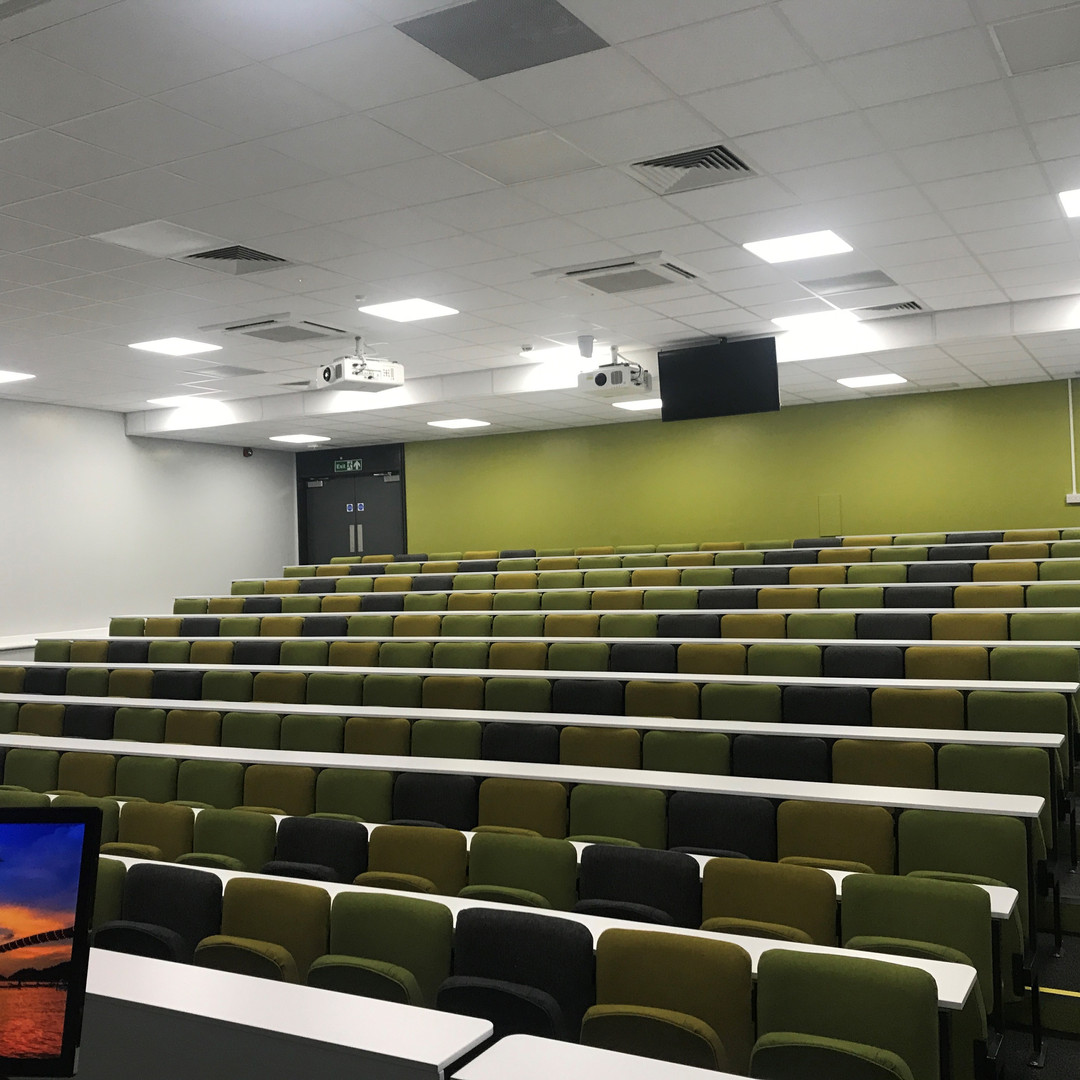 University of York Lecture Theatre