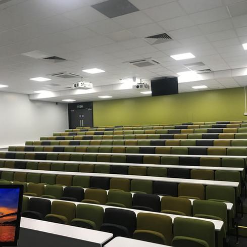 University of York Lecture Theatre