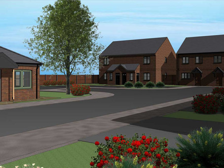 New affordable homes in beautiful Staithes