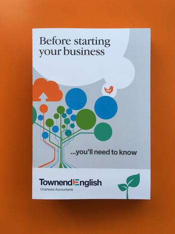 Townend English Branding 2017