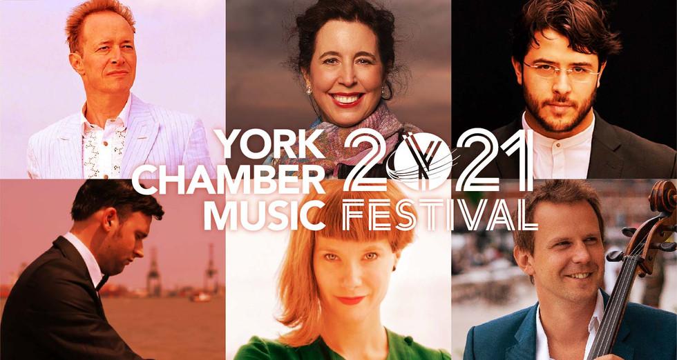 York Chamber Music Festival 2021